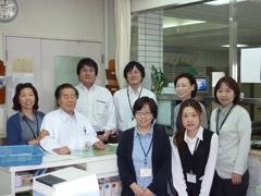 事務職員の写真